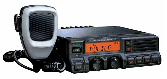 VX-5500 (Non CE) Mobile Low Band and VHF models